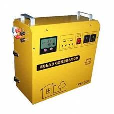 Solar power generator heavy-duty power-system