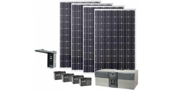 Solar Heavy Duty Generator Off Grid Power Ac Dc Inverter